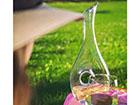 Viinikarahvi FLOW 1,2L