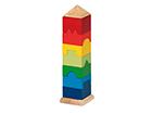 Pyramidi lelu puusta PU-113357