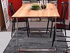 Ruokapöytä NOLTE 180x90 cm
