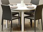 Удлиняющийся обеденный стол Nova 110-150x110 cm MA-114353