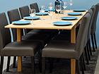 Jatkettava ruokapöytä NOVA 139-179x90 cm