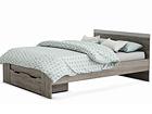 Кровать 140x190 cm CM-114454