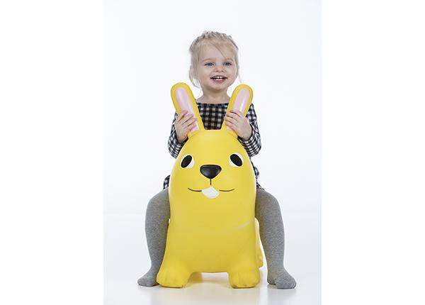 Надувная игрушка-попрыгун Jumpy заяц