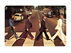 Retro metallposter The Beatles Abbey Road 30x20 cm SG-114855