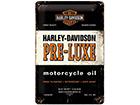 Retro metallposter Harley-Davidson Pre-Luxe 20x30 cm SG-114889
