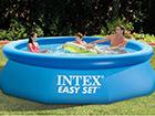 Бассейн с фильтровым насосом Intex Easy Set 305x76 cm