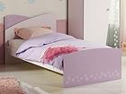 Кровать Cristal 90x200 cm