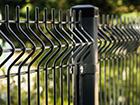 Заборная панель 3D RAL7016, 4 mm 153x250 cm