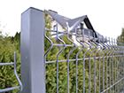 Заборная панель 3D ZN, 5 mm 203x250 cm