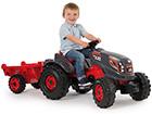 Pedaalidega traktor Stronger