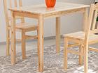 Ruokapöytä TIM 100x60 cm EC-116855
