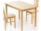 Ruokapöytä PER 120x70 cm EC-116870