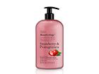 Dušigeel Beautycology maasikas ja granaatõun 750 ml