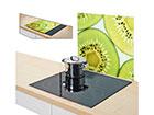 Pritsmekaitse/pliidiplaadikate Kiwi 56x50 cm
