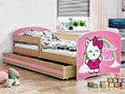 Lasten sänkyryhmä 80x160 cm