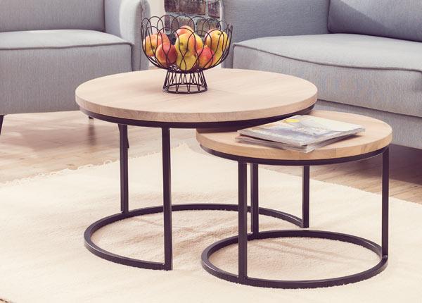 Puiset sohvapöydät Mango, 2 kpl RM-118397