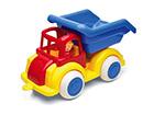 Kippiauto ja minihahmot VIKING JUMBO KE-118948