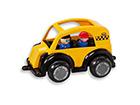 Taksiauto ja minihahmo VIKING JUMBO KE-118951