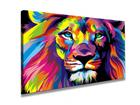 Seinätaulu LION 60x80 cm