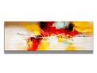 Seinapilt Abstrakt 120x40 cm