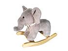 Мягкая качалка Слон