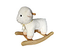 Мягкая игрушка-качалка Oвца