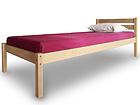 Sänky, koivu 100x200 cm