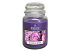 Lõhnaküünal Damson Rose 150h