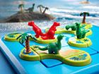 Nuputamismäng Dinosauruste salapärane saar