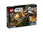 LEGO Star Wars Scout Trooper ja Speeder Bike