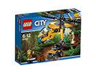LEGO CITY viidakko helikopteri