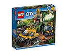 LEGO CITY viidakkopansariauto