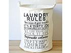 Pyykkikori LAUNDRY RULES