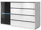 Шкаф-витрина / комод Togo WS-120690