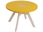 Журнальный стол / детский стол Ø 70 cm