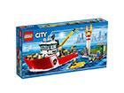 LEGO CITY pelastusverne
