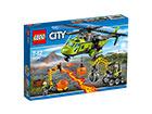 Vulkaani varustuskopter LEGO City