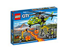 LEGO CITY varustekopteri