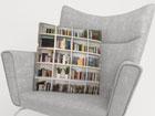 Dekoratiivpadjapüür Books 40x40 cm