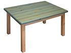 Детский стол 100x70 cm