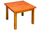 Детский стол 70x70 cm