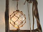 Декоративный шар с LED подсветкой