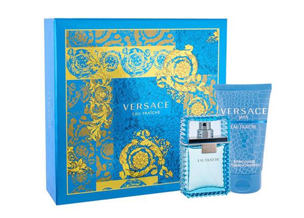 Versace Man Eau Fraiche EDT komplekt