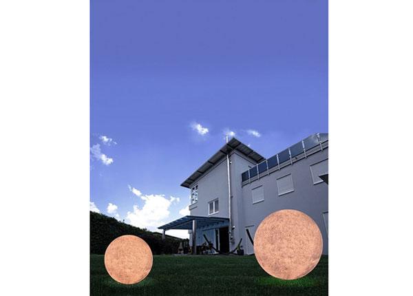 Välisvalgusti Ball Granit LY-123384