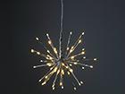 Dekorativvalgusti Firework 30 cm AA-123415