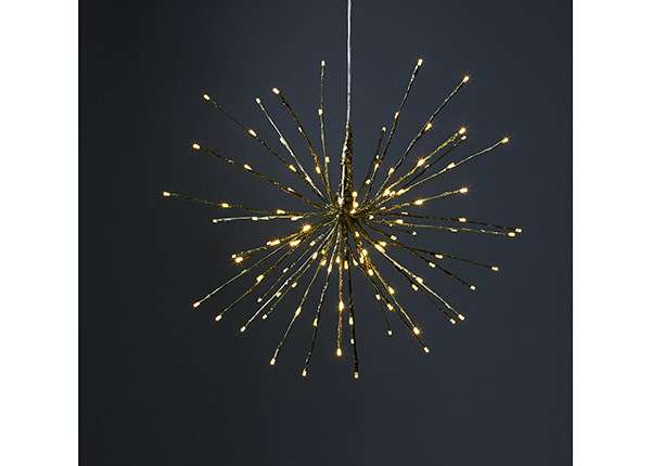 Dekorativvalgusti Firework 55 cm AA-123433