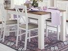 Удлиняющийся обеденный стол 90x140-214 cm TF-123816