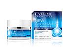 New Aqua Hybrid elvyttävä yöseerumi-geeli Eveline Cosmetics 50ml