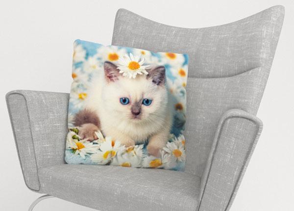 Декоративная наволочка Kitten 40x40 cm ED-123971