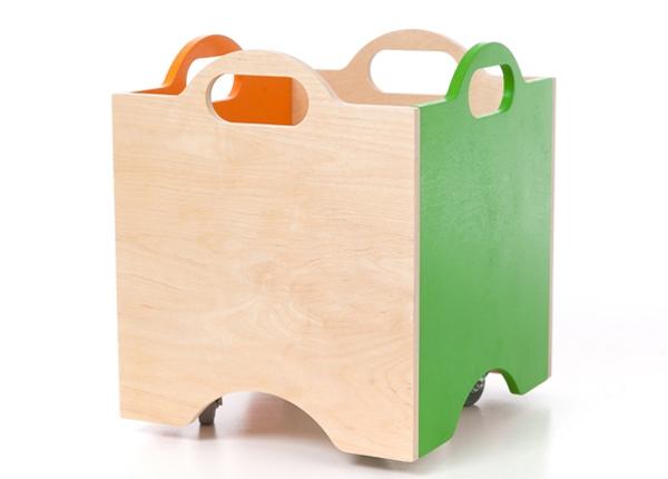 Ratastel mänguasjakast Lotte VR-124048